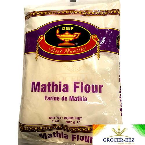 MATHIA FLOUR 907G DEEP_F55
