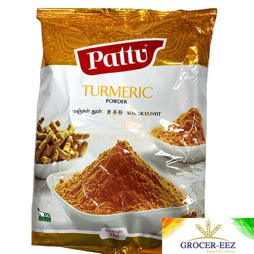 TURMERIC POWDER 1KG PATTU