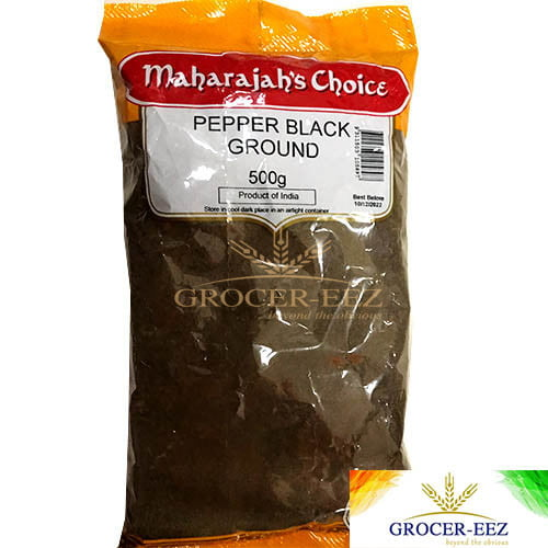 B.PEPPER POWDER 500G MAHARAJA CHOICE