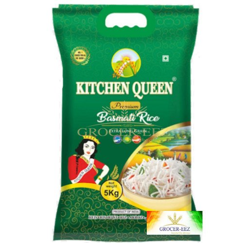 KIT QUEEN PREMIUM RICE 5KG
