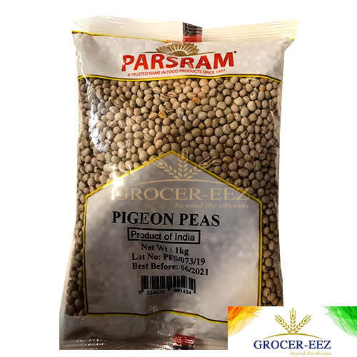 PIGEON PEAS 1KG PARSRAM