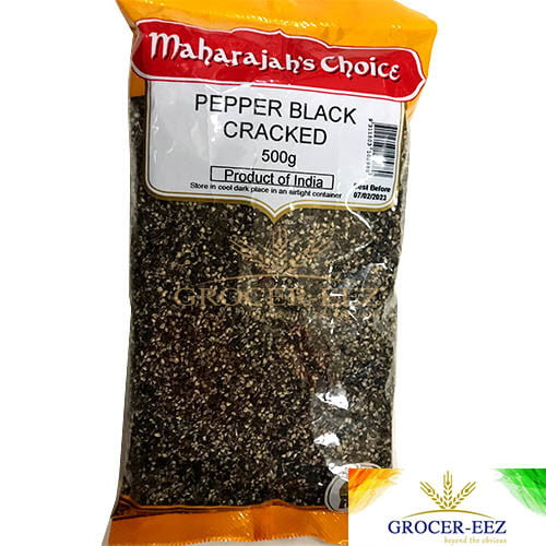B.PEPPER CRUSH 500G MAHARAJA CHOICE