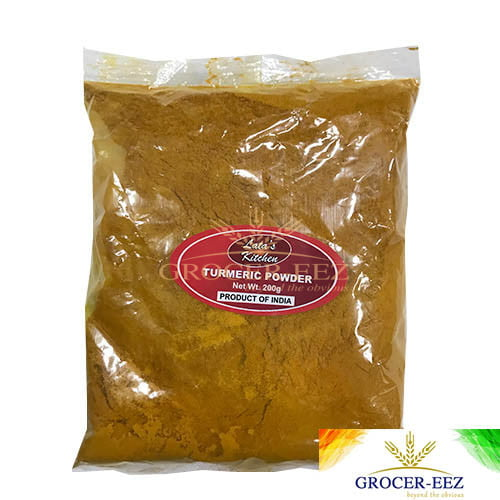 TURMERIC POWDER 200G LATA