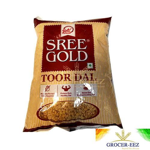 TOOR DAL SREE GOLD 1KG