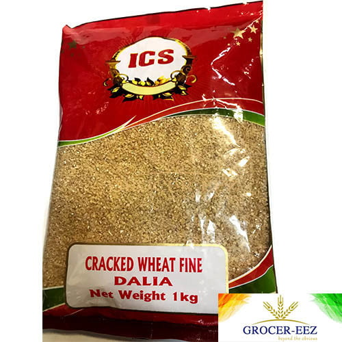 CRACKED WHEAT FINE DALIA 1KG ICS