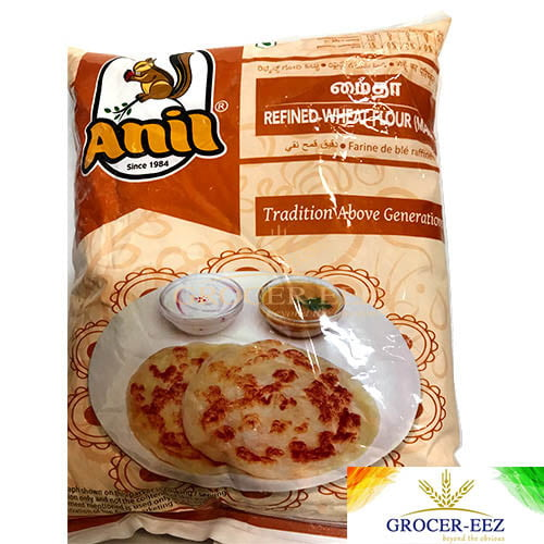 REFINED WHEAT FLOUR (MAIDA) 1KG ANIL
