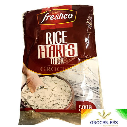 RICE FLAKES THICK 500G FRESCHO