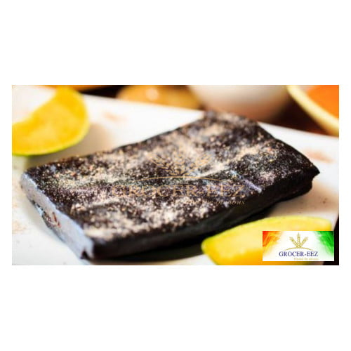 AAM PAPAD BLACK 150G LATA