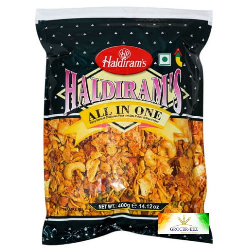 ALL IN ONE 400G HALDIRAM'S DELHI
