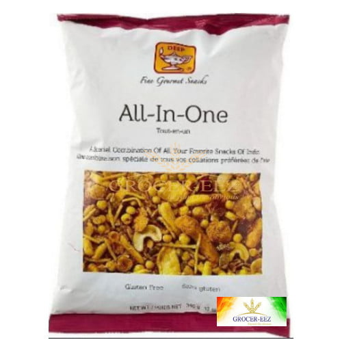 ALL IN ONE SNACK 340G DEEP