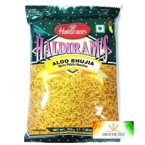 ALOO BHUJIA 200G HALDIRAM'S DELHI