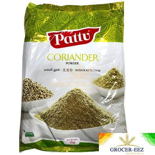 CORIANDER POWDER 1KG PATTU