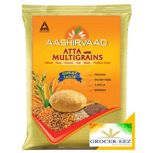 M.GRAIN ATTA 10KG AASHIRWAD