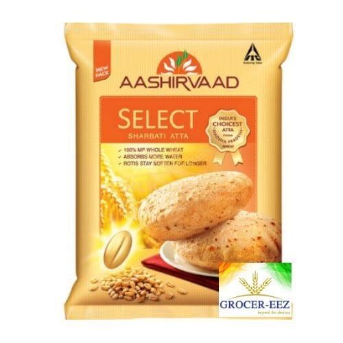 AASHIRWAD SELECT ATTA 5KG
