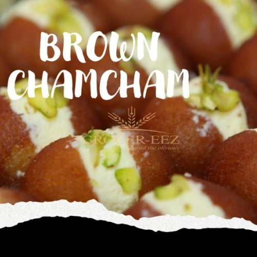 CHAM CHAM BROWN