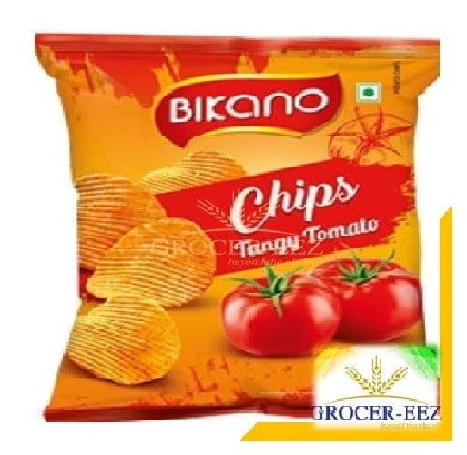 CHIPS TANGY TOMATO 60G BIKANO