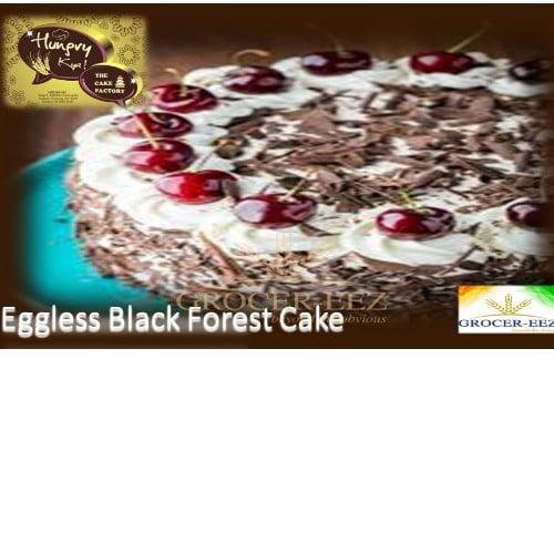 BLACK FOREST CAKE EGGLESS 1KG