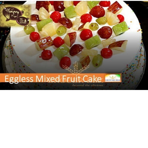 MIX FRUIT CAKE EGGLESS 1KG