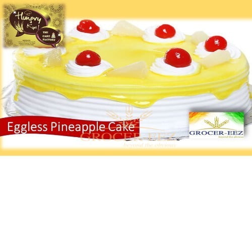 PINEAPPLE CAKE EGGLESS 1KG