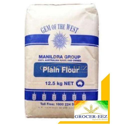 PLAIN FLOUR 12.5KG GEM OF WEST MALINDRA