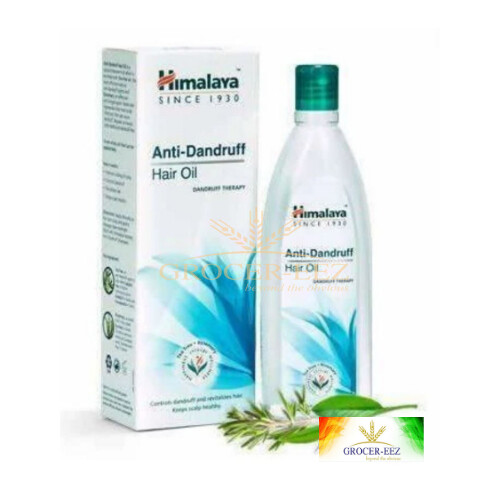 ANTI DANDRUFF HAIR OIL 200ML HIMALAYA
