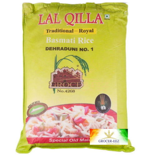 LAL QILLA ROYAL TRADITIONAL FABRIC 5KG