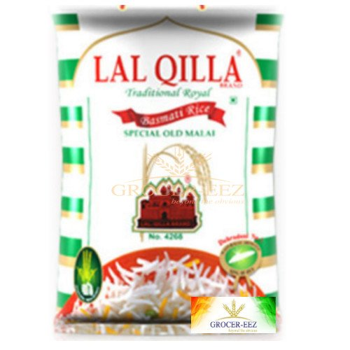 LAL QILLA TRADITIONAL RICE 5KG