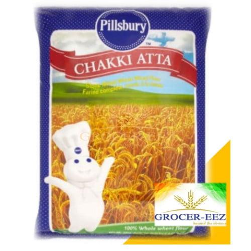 CHAKKI ATTA 5KG PILLSBURY