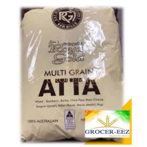 M.GRAIN ATTA 5KG ROYAL GOLD