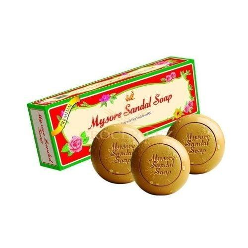 SOAP 450G MYSORE SANDAL 3 IN 1
