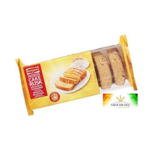 CAKE RUSK 550G BRITANNIA