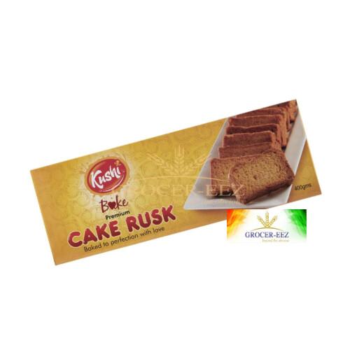 CAKE RUSK 400G KUSHI