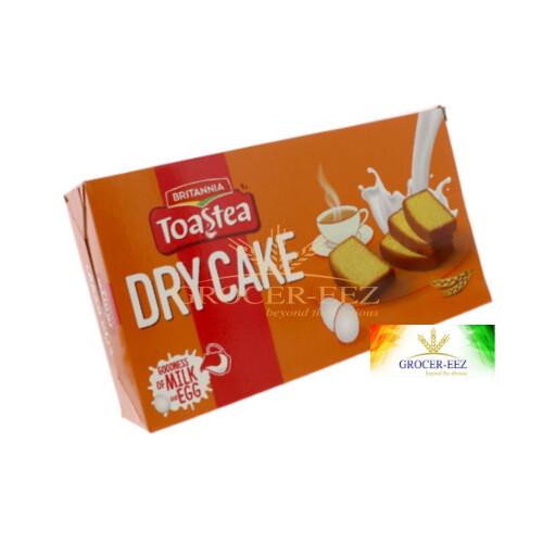 DRY CAKE RUSK TOASTEA 300G BRITANNIA