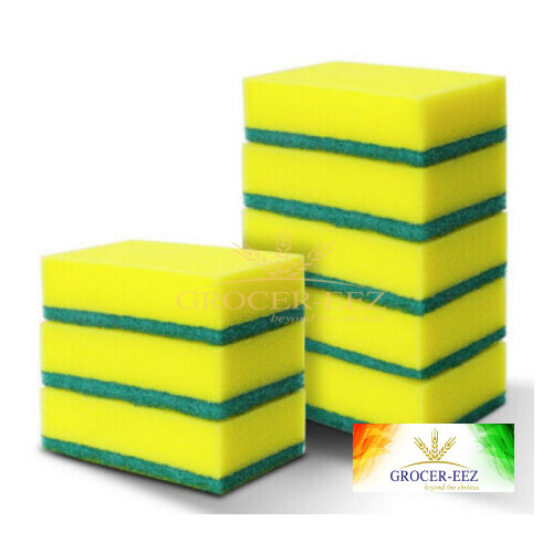 AUSSIE CLEAN HEAVY DUTY KITCHEN SPONGE 10 PACK