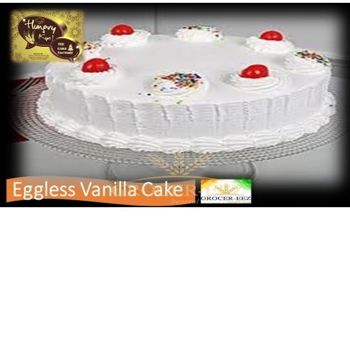 VANILLA CAKE EGGLESS 1KG