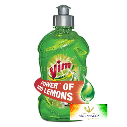 DISHWASH LIQUID 250ML VIM GREEN