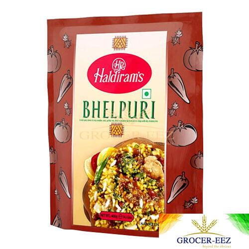 BHEL PURI 350G HALDIRAM'S DELHI
