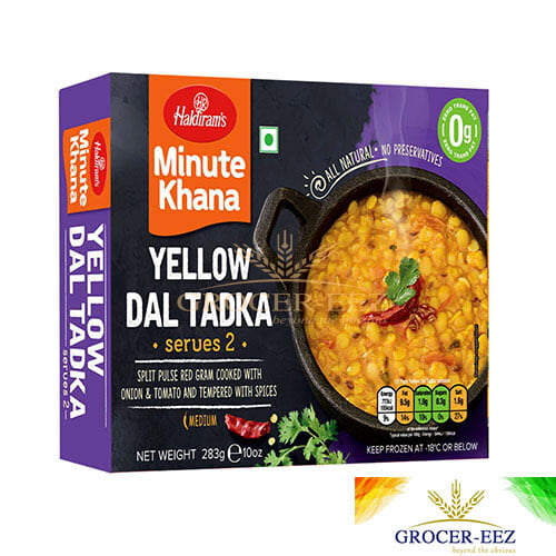 YELLOW DAL TADKA 283G HR. DELHI