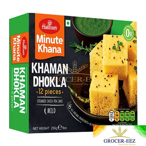 KHAMAN DHOKLA 256G HALDIRAM'S DELHI