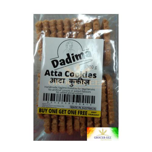 ATTA COOKIES 300G DADIMA